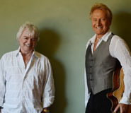 Air Supply work their audience