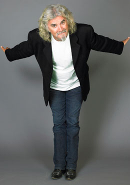 Billy Connolly High Horse Tour 2014