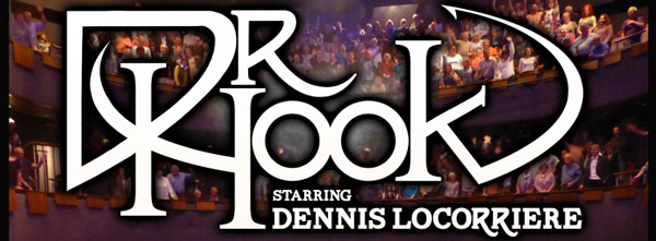 "Dr Hook ""Walk Right In"" tour of New Zealand and Australia 18 May – 4 June 2017"